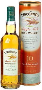 Tyrconnell Irish Whiskey 10 Year Madeira Cask Finish 750ml
